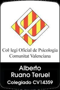 Alberto Ruano psicólogo colegiado